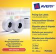 Avery Zweckform wiederablösbar Handauszeichner-Etiketten