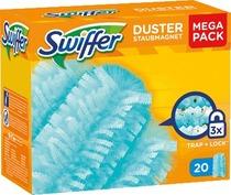 Swiffer Staubmagnet Nachfüllpackung/5413149570573 hellblau Inhalt 20 Stück