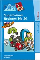 LÜK - Supertrainer Rechnen bis 20
