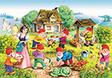 """Kinderpuzzle """"Schneewittchen"""", 120Teile"""