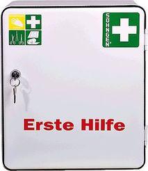 SÖHNGEN® Verbandschrank HEIDELBERG/5001001, weiß, DIN 13157, B302xH362xT140 mm
