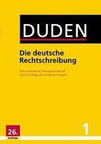 DUDEN 1 - Die deutsche Rechtschreibung/9783411-040179, 1216 Seiten, 150x195mm