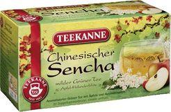 TEEKANNE Grüner Tee Sencha/6875 20 Grüner Tee / Apfel/Holunder