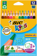 BIC® Kids Buntstift BIC® Kids ECOlutions EVOLUTION Triangle
