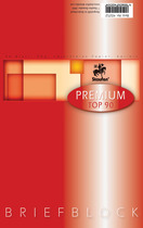 Briefblock Staufenpost Premium