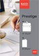 Briefumschlag mit Doppelkarte ELCO Prestige