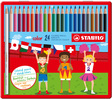 Buntstift STABILO® color Etui