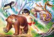 """Kinderpuzzle """"Das Dschungelbuchf"""", 60 Teile"""