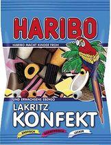 HARIBO Konfekt/740603, Lakritz, Inh. 200 g