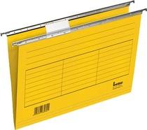 bene Hängemappen Vario Mobil/116505GE, gelb, Karton, für A4, Inh. 5