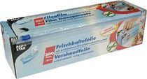 PAPSTAR PVC-Frischhaltefolie in Box/10518, transparent, PVC, B30cm x L300 m