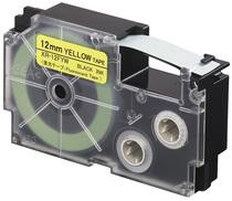 CASIO® Schriftbandkassette XR-12FYW für Label Printer