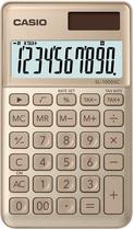 CASIO® Taschenrechner SL-1000SC-GD