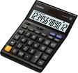 CASIO® Tischrechner EURO DF-120TERII BK