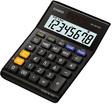 CASIO® Tischrechner EURO MS-88TERII BK