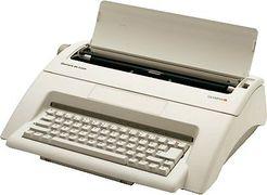 OLYMPIA Schreibmaschine Carrera de luxe/252651001 grau ohne Display