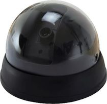 KH-SECURITY® KG Kameraattrappe Dome/250116 11,2 x 11 x 8 cm sw