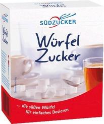 Würfelzucker /011294, weiß, Inh. 500 g