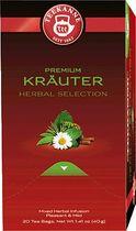 TEEKANNE Feinste Kräuter Tee/6252, wohltuend mild, Inh. 20