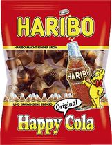 HARIBO Happy-Cola/744850, Fruchtgummi, Inh. 200 g