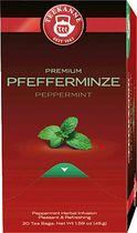 TEEKANNE Pfefferminz Tee/6249, frisch und wohltuend, Inh. 20