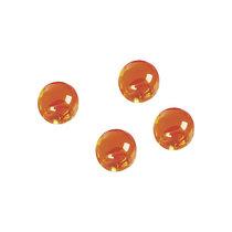 Magnetkugel, Ø 14 mm, VE 48 Stk, orange