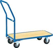fetra Magazinwagen Ecoline/1202 125x60x90 cm blau bis 200 kg 20 kg