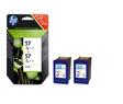 Druckpatrone dreifarbig 2er Pack HP 57