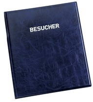 DURABLE Besucherbuch VISITORS BOOK 100