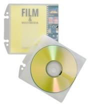 DURABLE CD-Hülle CD / DVD COVER EASY