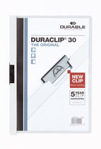 DURABLE Klemm-Mappe DURACLIP® Original 30