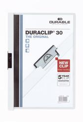 DURABLE Klemm-Mappe DURACLIP® Original 30