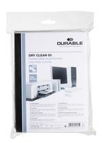 DURABLE Reinigungstuch DRY CLEAN 50