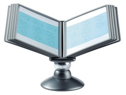DURABLE Sichttafelsystem SHERPA® motion 10