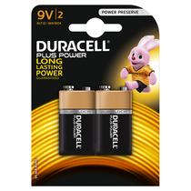 DURACELL Plus 9V 2er