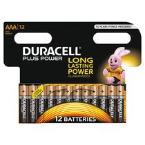 DURACELL Plus AAA 12er