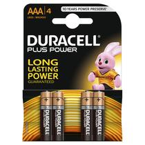 DURACELL Plus AAA 4er