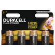 DURACELL Plus C 4er