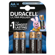 Duracell ULTRA Power AA 4er