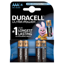 Duracell ULTRA Power AAA 4er- Pack