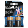 Duracell ULTRA Power C 2er- Pack