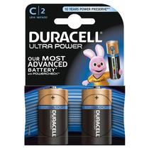 Duracell ULTRA Power C 2er- Pack