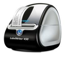 DYMO® Etikettendrucker LabelWriter 450 Tischetikettendrucker mit verbesserter Software