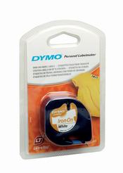 DYMO® Kassette für Beschriftungsgerät Aufbügelbares Band LT