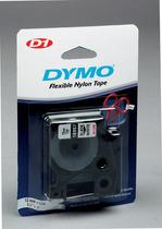 DYMO® Kassette für Beschriftungsgerät Flexibles Nylonband D1 Schriftband