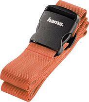 hama Gepäckgurt/ 00105303, 5x200 cm, orange, Nylon