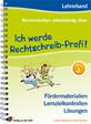 Rechtschreib-Profi Lehrerband 1