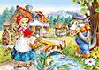 "Kinderpuzzle ""Rotkäppchen"", 260 Teile"