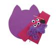 Filztaschenbastelset, Motiv Katze