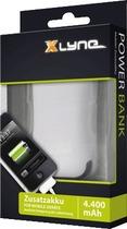 Xlyne Powerbank X41/92009 4400mAh weiß/schwarz
